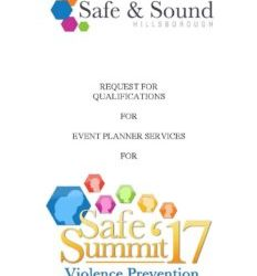 Request for Qualifications (RFQ) For Event Planning Services