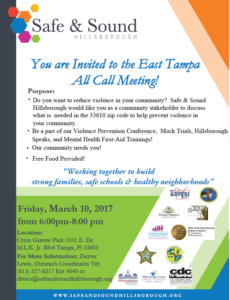East Tampa All Call Meeting
