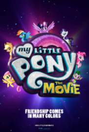 My Little Pony: The Movie 2017 English HDXviD.AQOS full download torrent