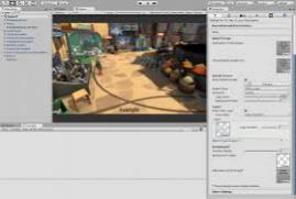 Unity 3D Sorted
