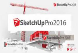 SketchUp Pro 2016 Mil Dil download